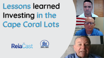 Lessons learned investing in Cape Coral Lots